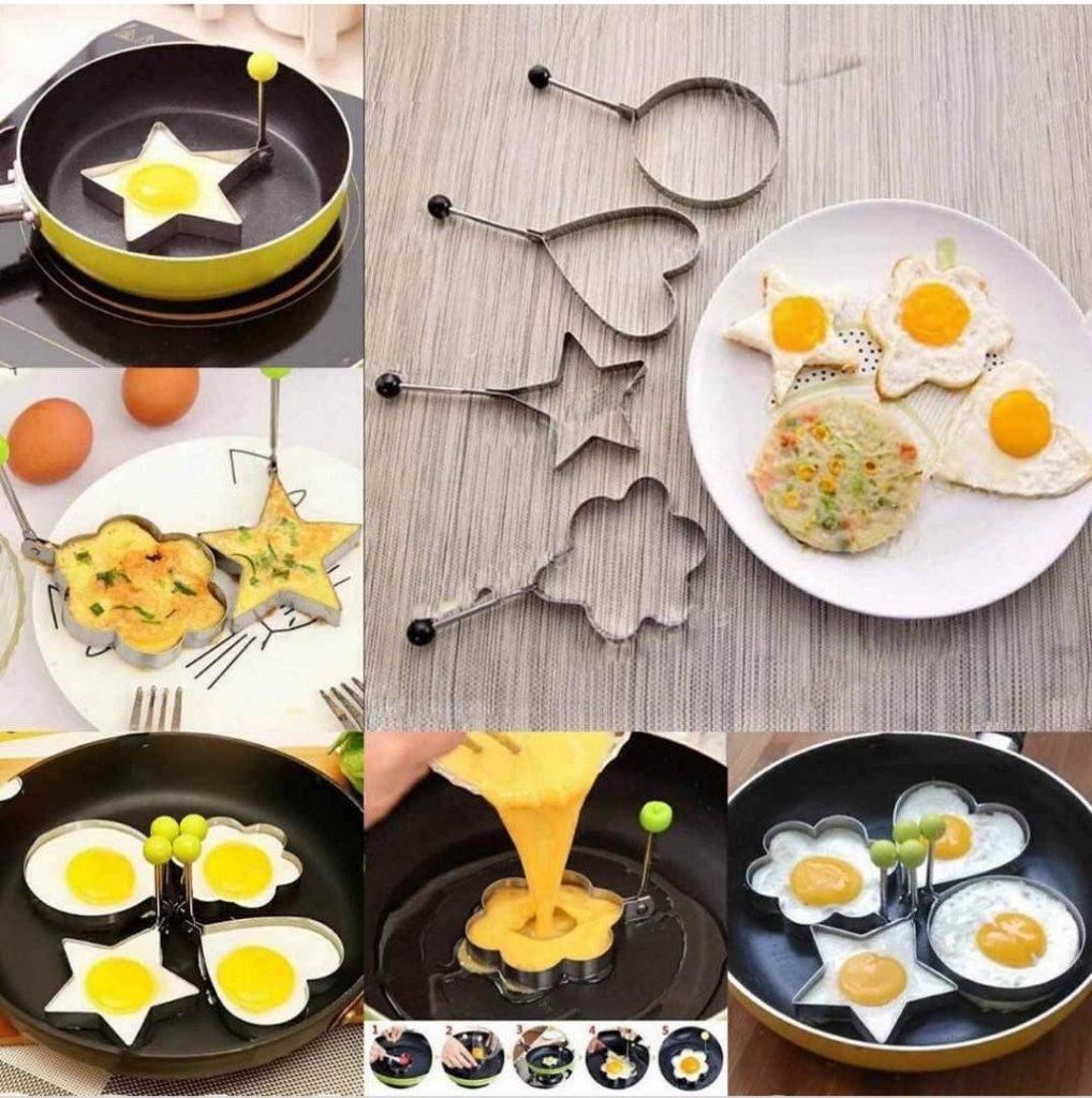 قالب کوکو و تخم مرغ